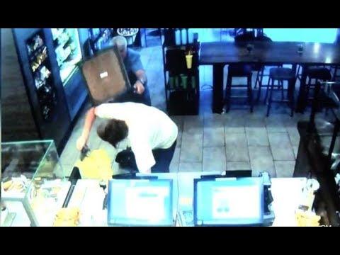Starbucks Robbery Hero getting Sued!