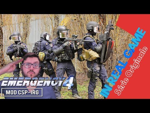 CSP-IRG - ASSAUT SUR UN INDIC - Série Originale - (Emergency 4 / 911 First Responder)