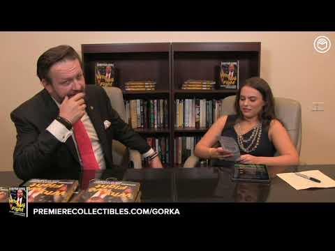 Sebastian Gorka Answers 22 Questions about Himself