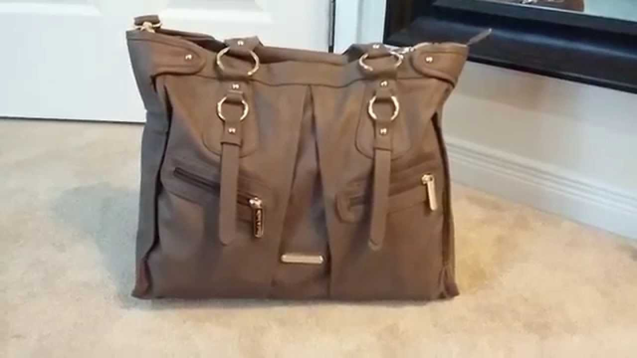 Timi Leslie Dawn Diaper Bag On The Body Review
