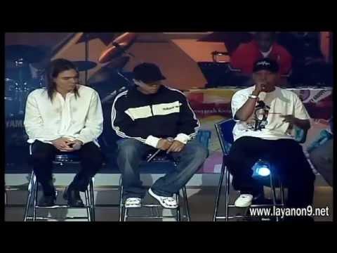 Too Phat, Yasin & Ahli Fiqir - Alhamdulillah (LIVE) High Quality