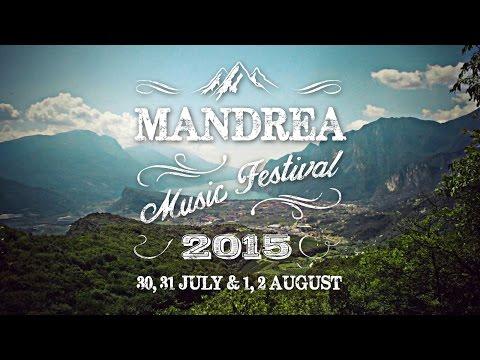 Mandrea Music Festival - 2015 Promo