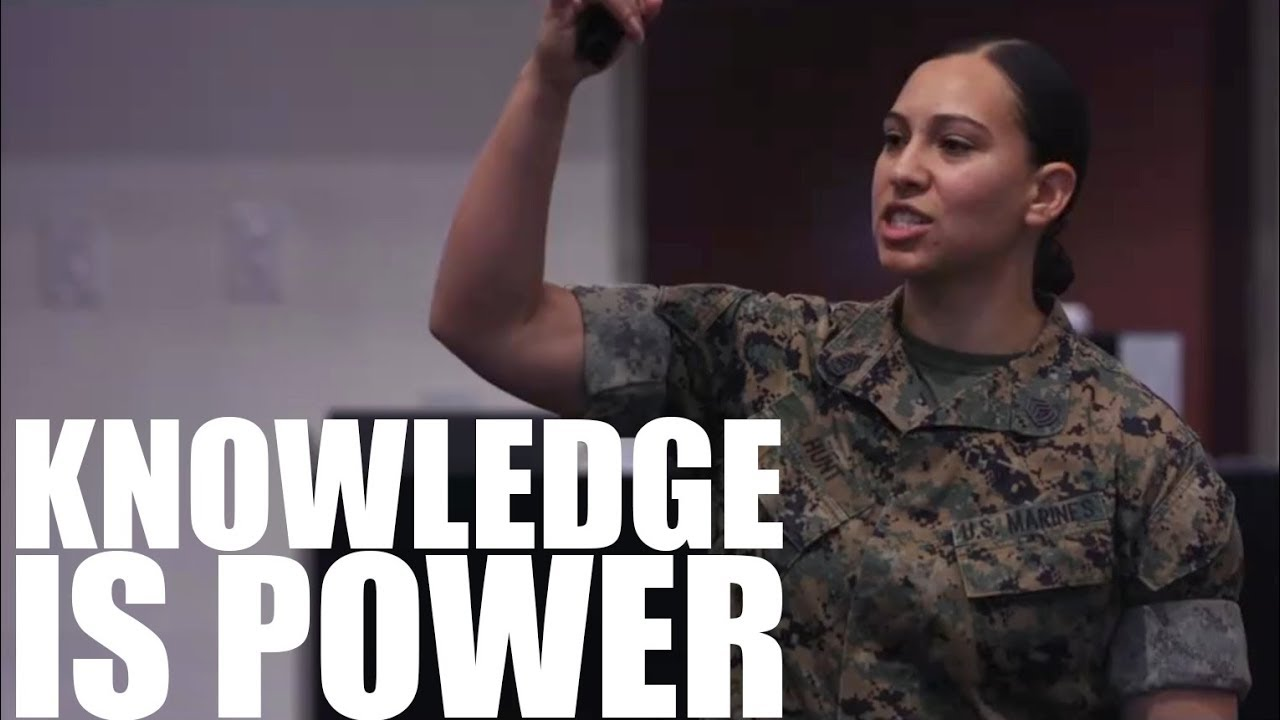 Getting the Message Through | Marine Faculty Advisor