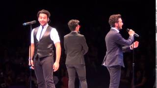 IL Volo - La Mattinata. June 25, 2014