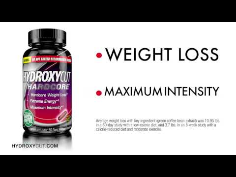 Hardcore Weight Loss Hydroxycut Hardcore by Hydroxycut