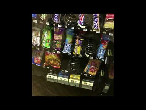 Vending Machine Collection Day! 2018