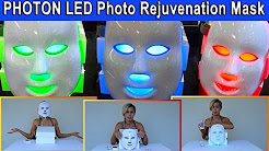hqdefault - Photorejuvenation Acne Cure Therapy Light Spa Led Blue Red Photon