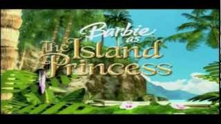 Barbie as the Island Princess For the Wii| Bubbystudios
