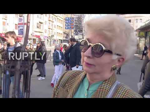 Serbia: 'It's not fair' - Belgrade citizens disappointed by Mladic verdict