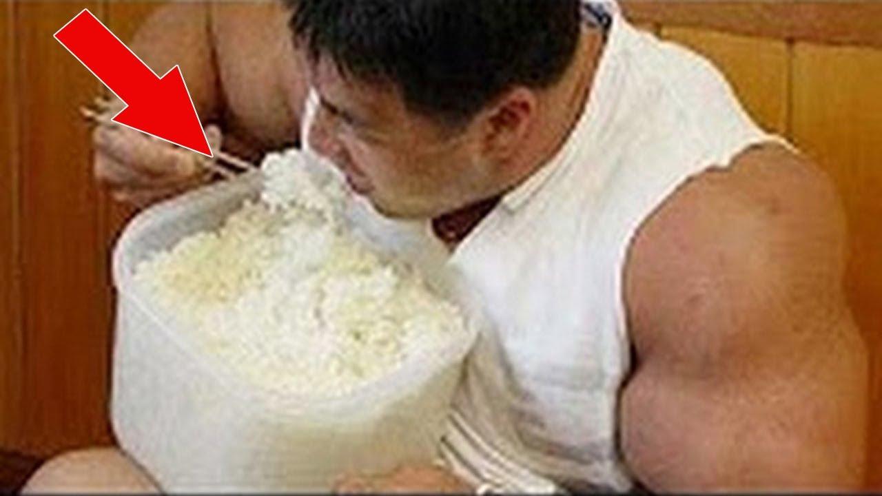 Bữa Ăn Khủng Khiếp Của Quái Vật Thể Hình | Bí Quyết Dinh Dưỡng