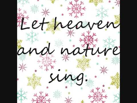 Joy To The World/ Joyful Kings- Jonas Brothers Lyrics*Christmas Song*