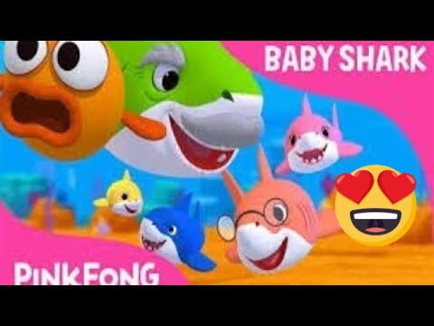 PinkFong - Baby Shark ( KARAOKE )