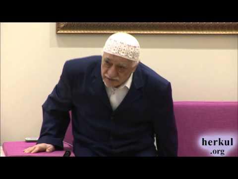 Fethullah Gülen   Özür Dilemek İman...