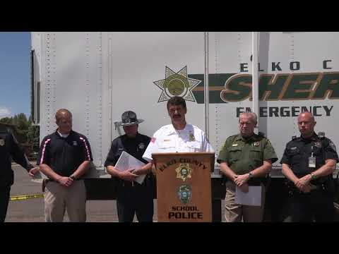 NVEmergencyMgmt - Elko Exercise Press Conference #2