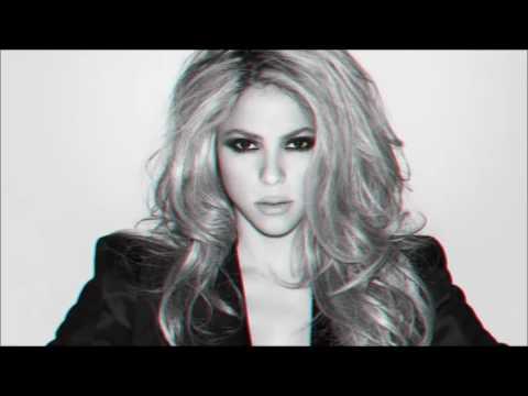 Shakira - Amarillo (LETRA)