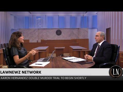 Hunter Shkolnik on LawNewz About Aaron Hernandez Trial