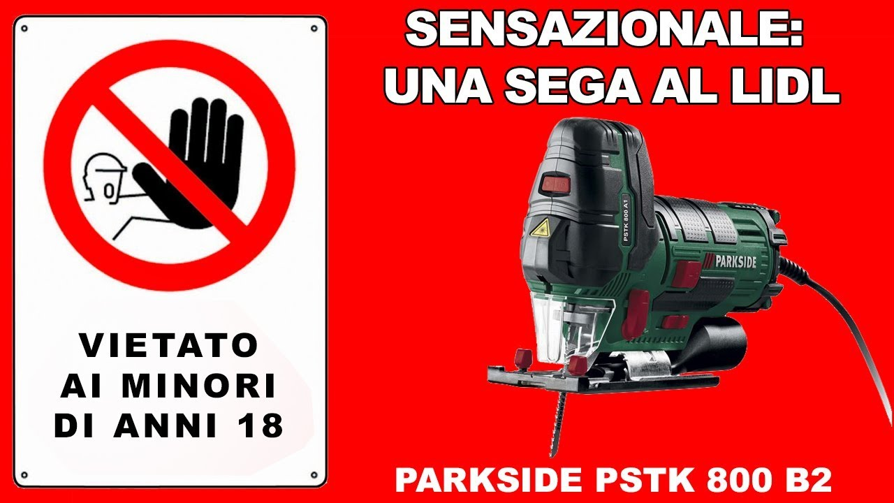 seghetto alternativo a pendolo pstk 800 b2 parkside by
