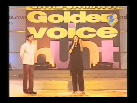 ARPITA MUKHERJEE :: (TELEVISION )WINNER SaReGaMaPa GOLDEN VOICE HUNT