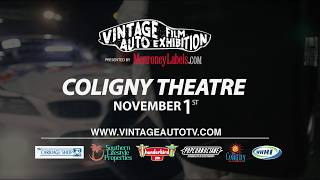 3rd Annual Vintage Auto Film Exhibition