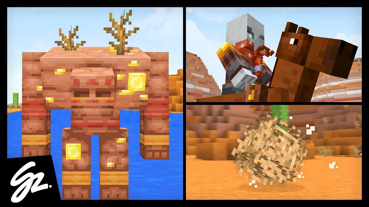 9 Badlands Ideas That Should Be In Minecraft