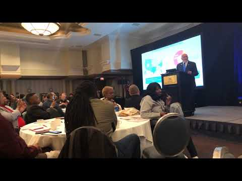 CDC Director Redfield Remarks to AIDSWatch - Livestream
