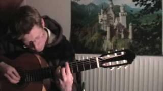 Fur Elise (Ludwig van Beethoven) - Classical Guitar