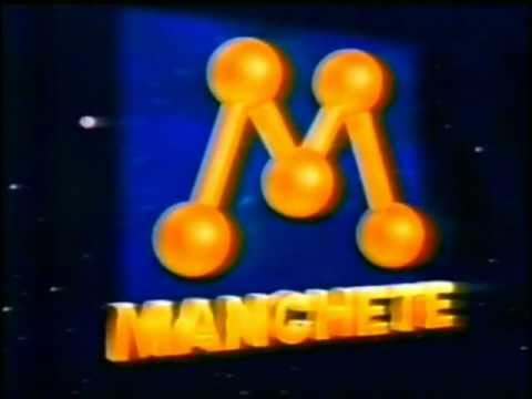CHAMADA DO PROGRAMA CABARÉ DO BARATA (TV MANCHETE, 1990)