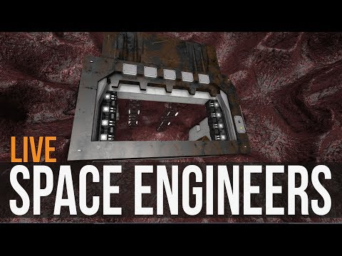 Space Engineers -  Exploration (Mod all the Things) Sunday! Ep 5