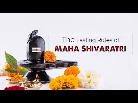The Fasting Rules of Maha Shivaratri | rituals | vrat niyam