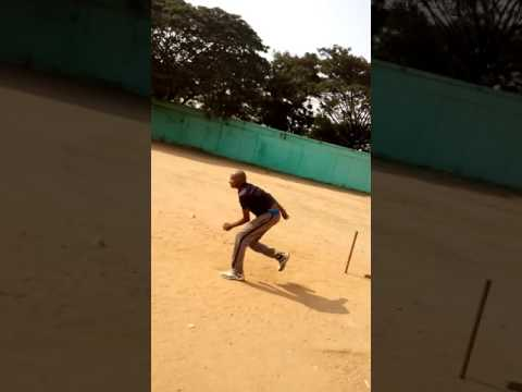 left arm spin bowling