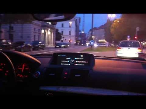 BMW 1er ActiveE Testfahrt in München / BMW 1 Series ActiveE Test Drive in Munich