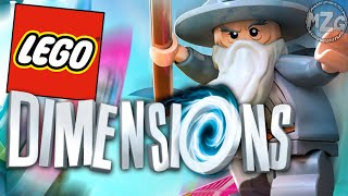 Wizard Of Oz!? - Lego Dimensions Ps4 - Episode 2 Let's Play Playthrough