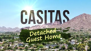 Detached Guest Home  Casita  Appraisal Issues