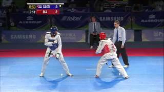 Gambar cover 2013 WTF World Taekwondo Championships Final | Male -87kg