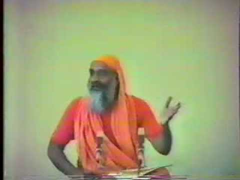 Advaita Makaranda - Class #1 - 1984 Spiritual Camp - Swami Dayananda