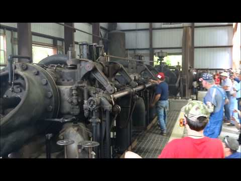 600 HP Snow Gas Engine at Coolspring Power Museum