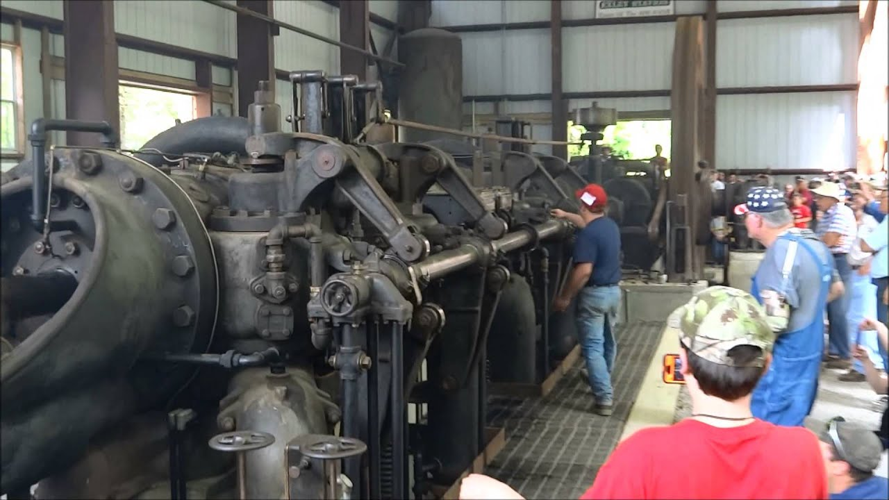 Rough And Tumble >> 600 HP Snow Gas Engine at Coolspring Power Museum - YouTube