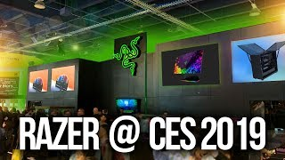 Razer Booth @ CES 2019 - What's New?