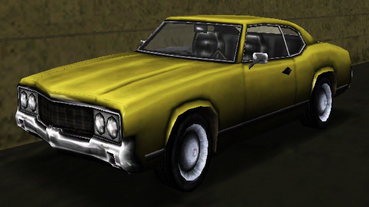 Gta Vice City Sabre Car