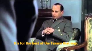 Hitler rants about the Texans