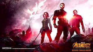 Мстители: Война Бесконечности- Официальный Саундтрек