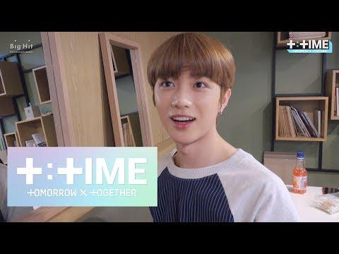 [T:TIME] BEOMGYU's rock-paper-scissors! - TXT (투모로우바이투게더)