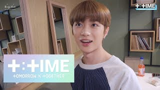[T:TIME] BEOMGYU's rock-paper-scissors! - TXT (투모로우바이투게더)