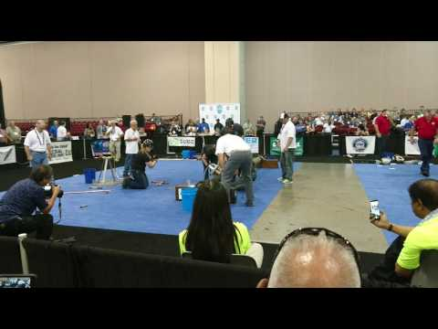 ACE 2017 PIPE TAPPING COMPETITION