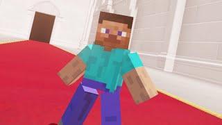Super Mario Odyssey - Minecraft Steve Final Boss + Ending
