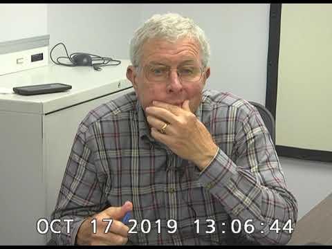 Dr Curtis Partington VIDEO 10 17 19