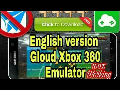 Download Xbox 360 Emulator New Version English Translated // How To  Download Anon Cloud in Android