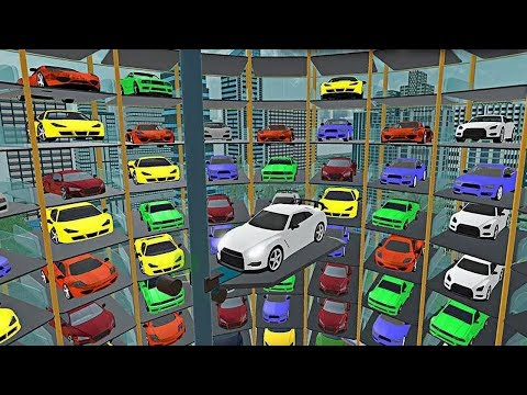 Vertical Car Parking (by microclip) Android Gameplay [HD] - 동영상