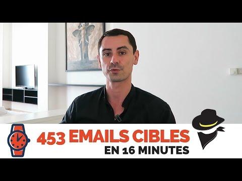 453 emails en 16 minutes : je vous montre comment créer VOS fichiers depuis Google