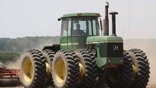John Deere 40 Series 8440/8640 4wd Tractor Information & History